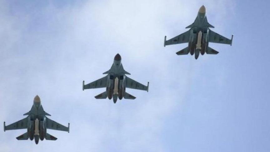 Son dakika: Rusya, Türkiye ile koordineli olarak Suriye'de saldırı düzenledi