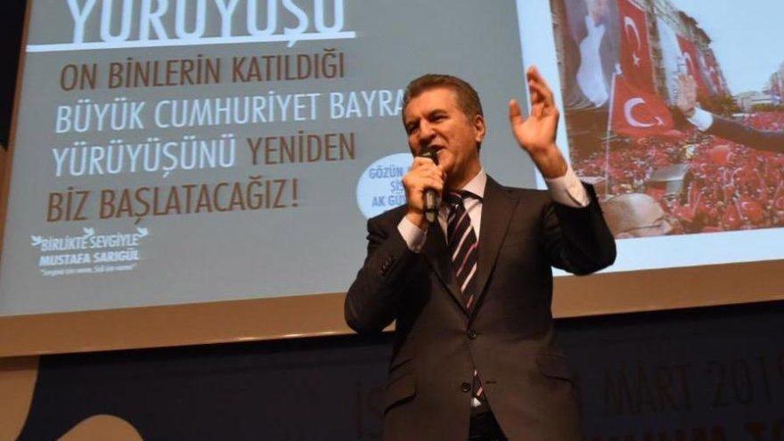 Mustafa Sarıgül, Şişli projelerini açıkladı