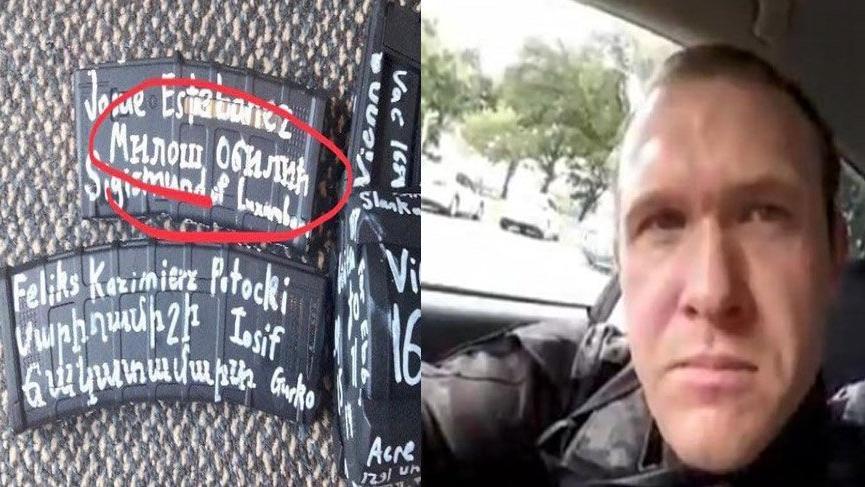 Yeni Zelanda'daki saldırıda şarjör detayı! Saldırgan azılı Türk düşmanı çıktı!