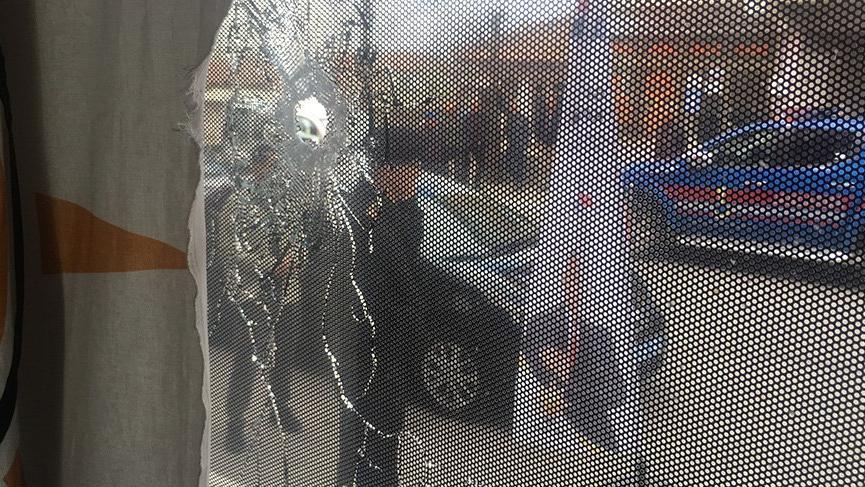 AKP'nin seçim bürosuna silahlı saldırı iddiası!