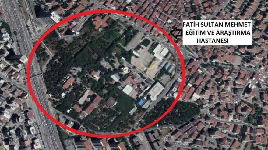 1200 yataklı şehir hastanesi için SİT derecesi değiştirildi
