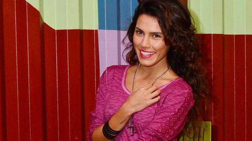 Serenay Aktaş'ın İspanyol aşkı!