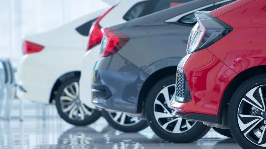 Son dakika: Otomotiv satışlarında büyük düşüş