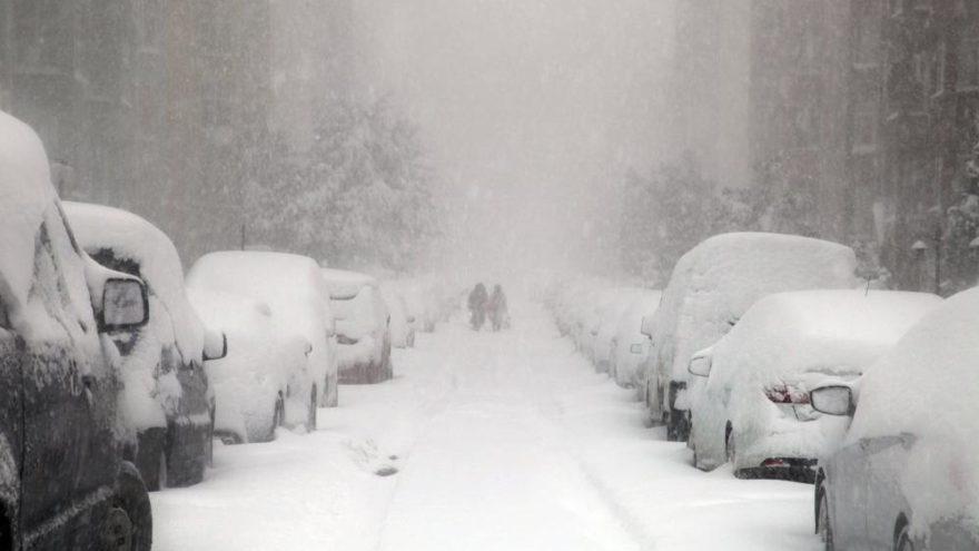 Meteoroloji'den son dakika uyarıları: Bir tarafta kar, bir tarafta bahar!
