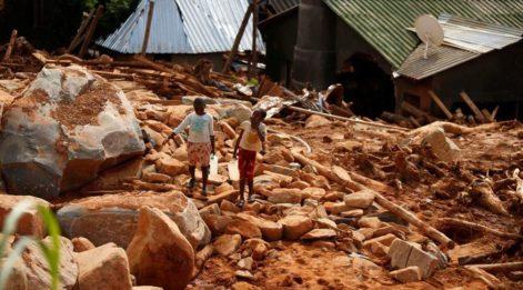Siklonda ölü sayısı artıyor: 400'ü geçti