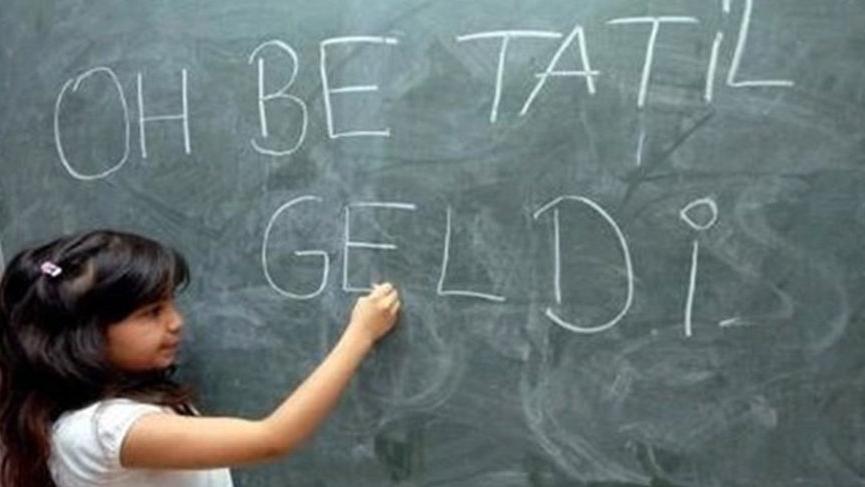 Yaz tatili ne zaman başlıyor? Okullar ne zaman kapanacak? İşte MEB'den açıklama