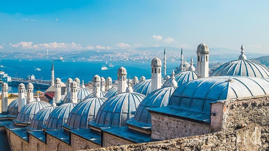 İstanbul'un en iyi turistik yerleri sıralandı