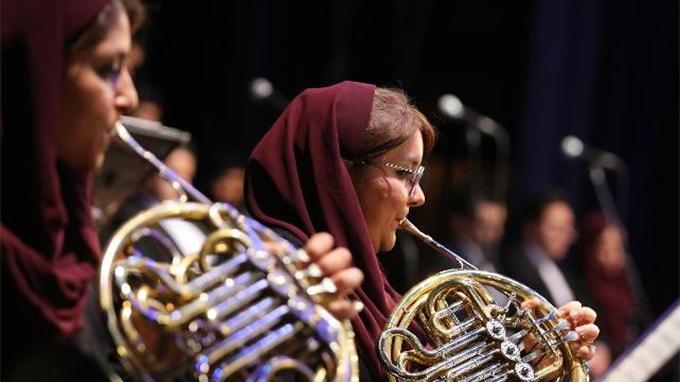 Tahran'da Beethoven anması