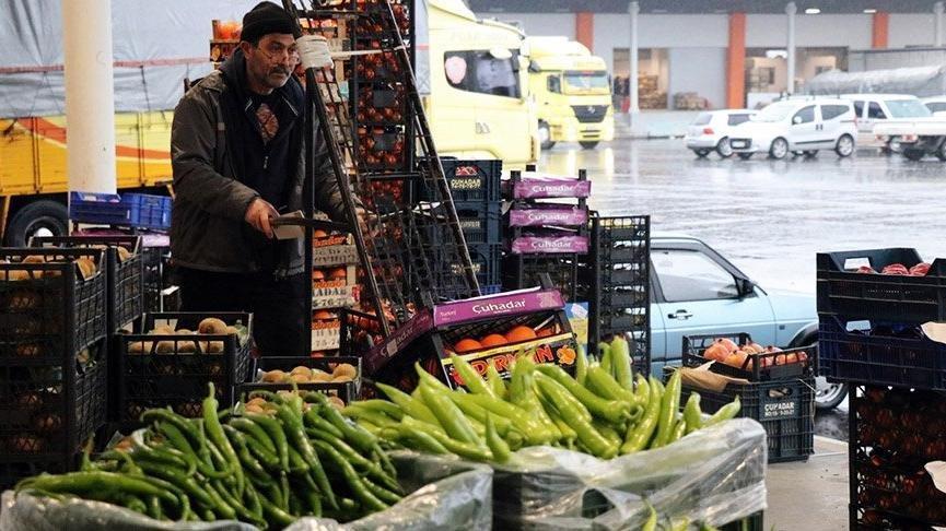 Tanzim baharı çabuk bitti! İşte Türkiye'nin hal piyasası... | Son dakika haberleri