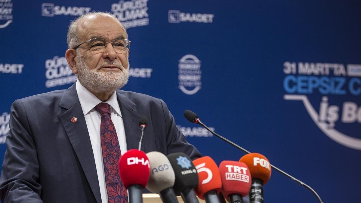 Temel Karamollaoğlu: 'YSK buna müsaade etmez'