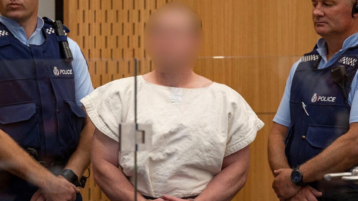 Son dakika... Cami katliamını yapan teröristin Avrupa seyahatinin nedeni belli oldu