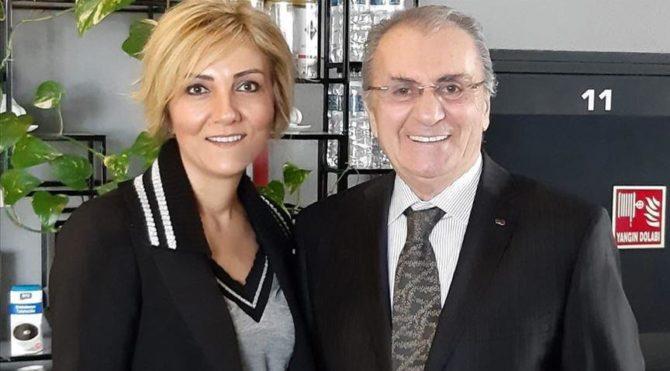 TÜROB'un yeni başkanı Müberra Eresin oldu