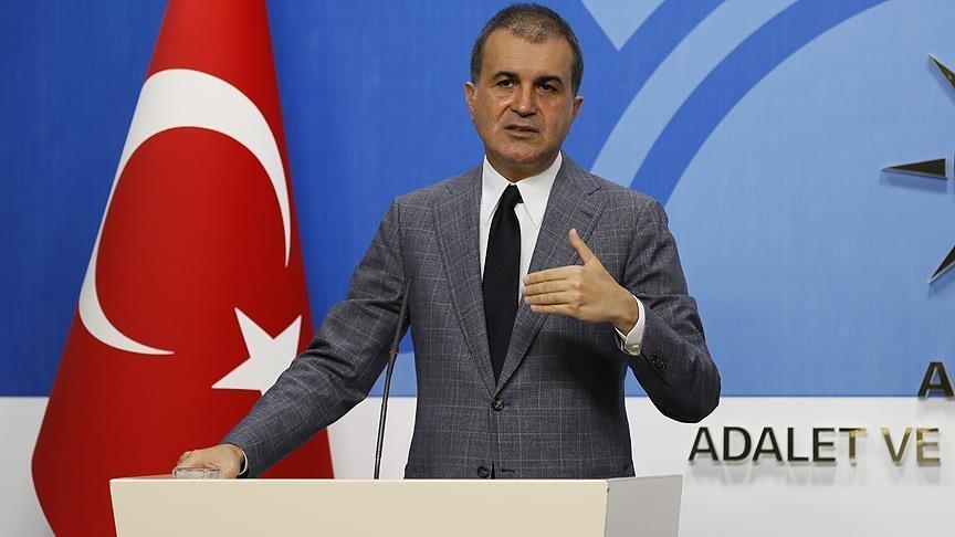 AKP Sözcüsü Çelik'ten CHP'nin Ankara adayı Yavaş'a 'sahte senet' sorusu