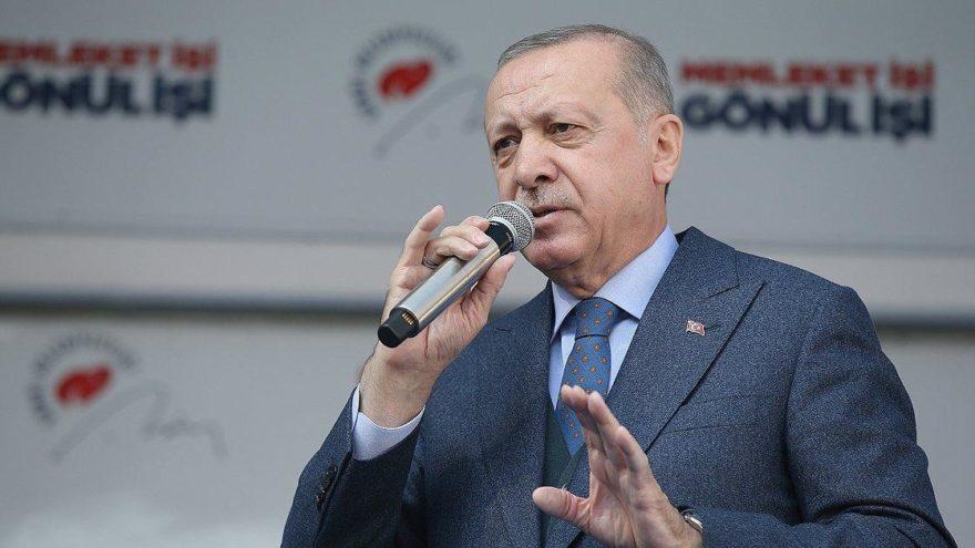 Erdoğan: FETÖ'süne de diğerlerine de nefes aldırmayacağız