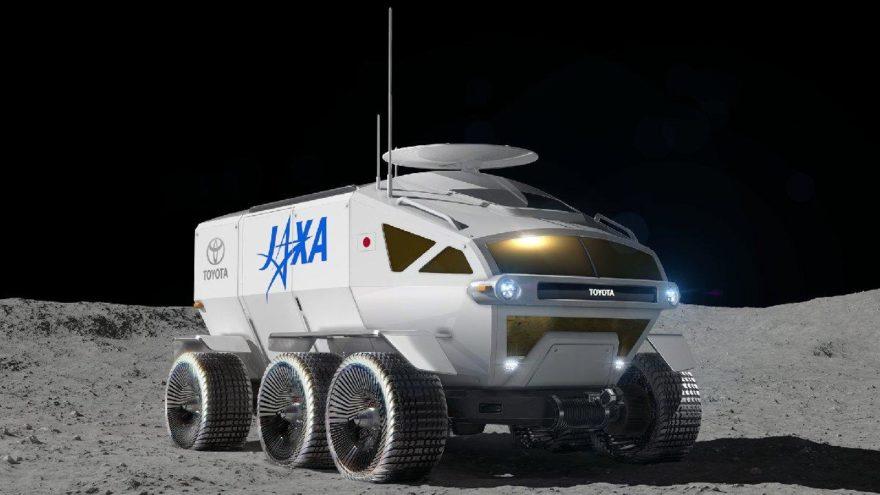 Toyota uzaya araç gönderiyor!