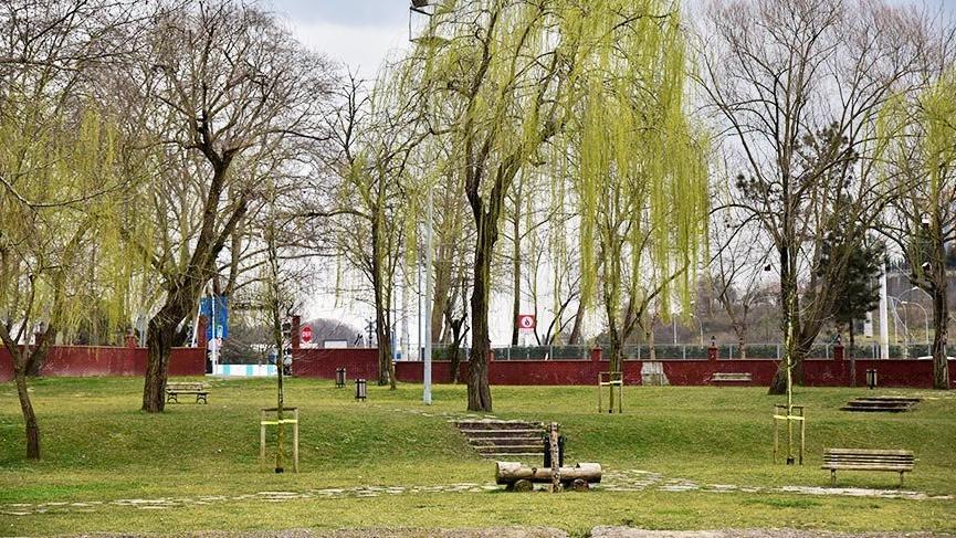Doğa severlerin buluşma noktası Vagon Park