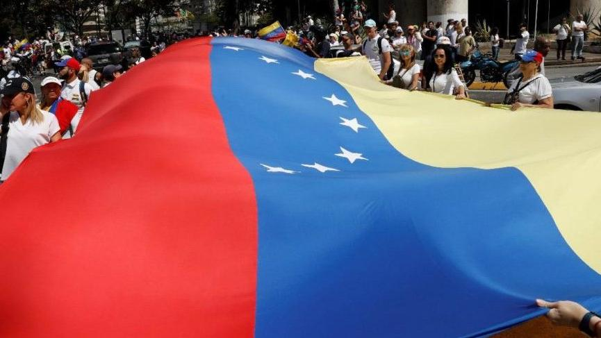 ABD ile Rusya, Venezuela için bir araya geldi