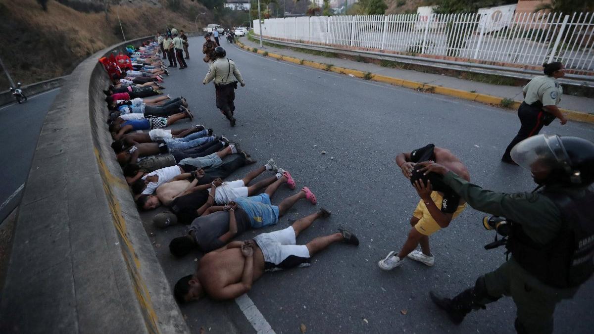 Venezuela'da elektrik kesintisi devam ediyor: Ülkede yaşam durdu