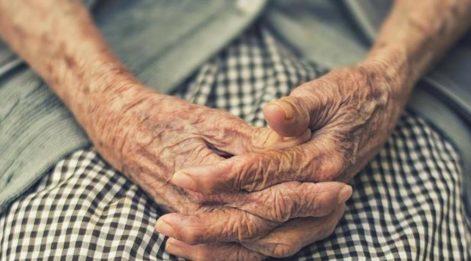 Yaşlılar mutsuz