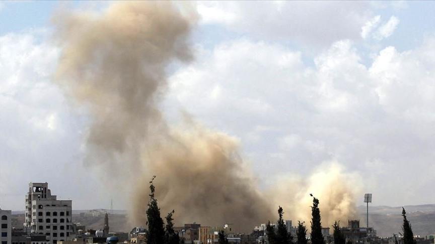 Yemen'de hastaneye hava saldırısı: 4'ü çocuk 7 ölü