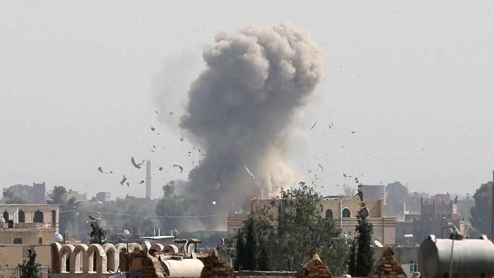 Yemen'de hava saldırısı... 23 kişi hayatını kaybetti