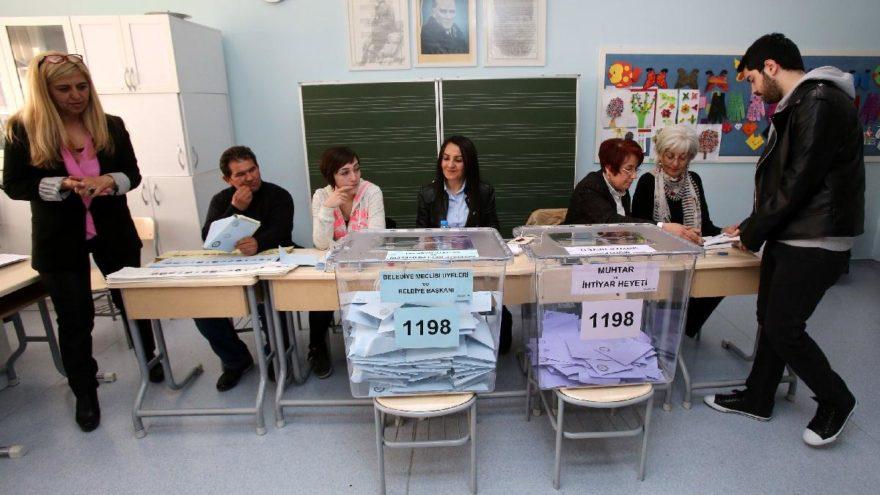 Nerede oy kullanacağım? YSK seçmen sorgulama sayfası…