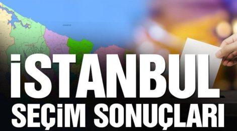 İstanbul yerel seçim sonuçlarına göre kim önde? İşte ilçe ilçe seçim sonuçları