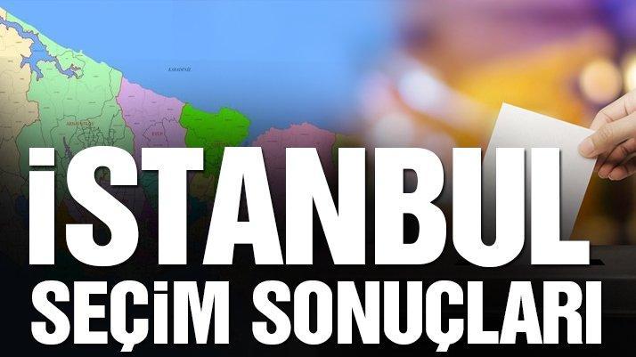 Yerel seçim sonuçlarında İstanbul'da kim önde?