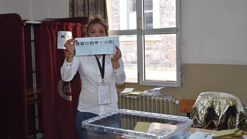 İzmir'de oy sayımı gerginliği