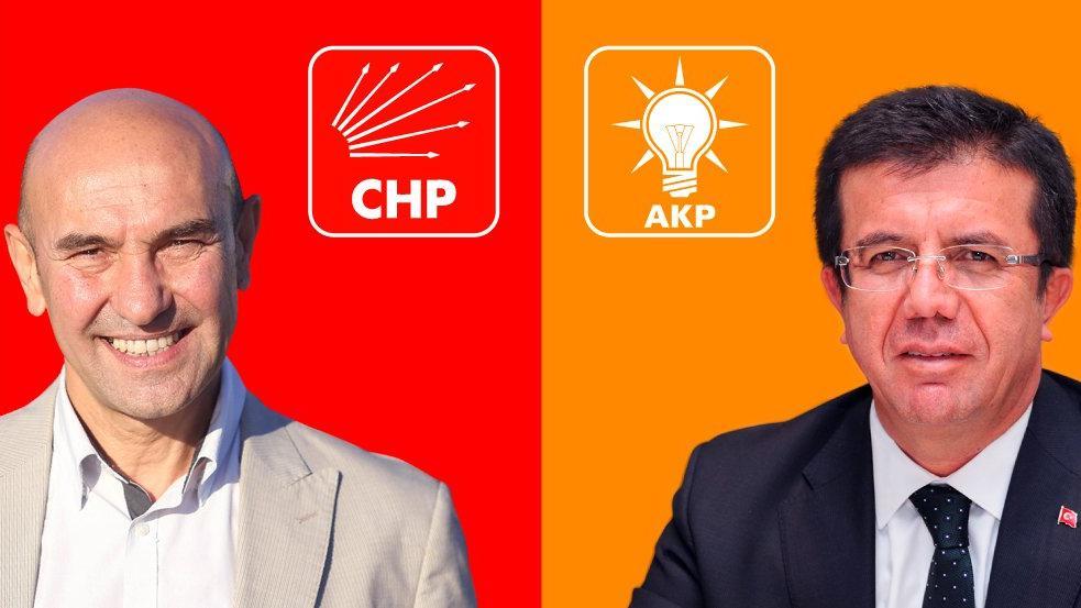 İzmir yerel seçim sonuçları 2019: İzmir oy oranları...