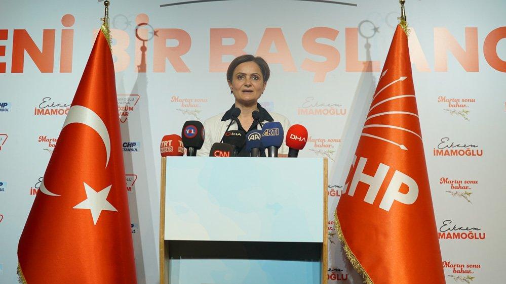 İstanbul'daki durum için en net açıklama Kaftancıoğlu'dan geldi