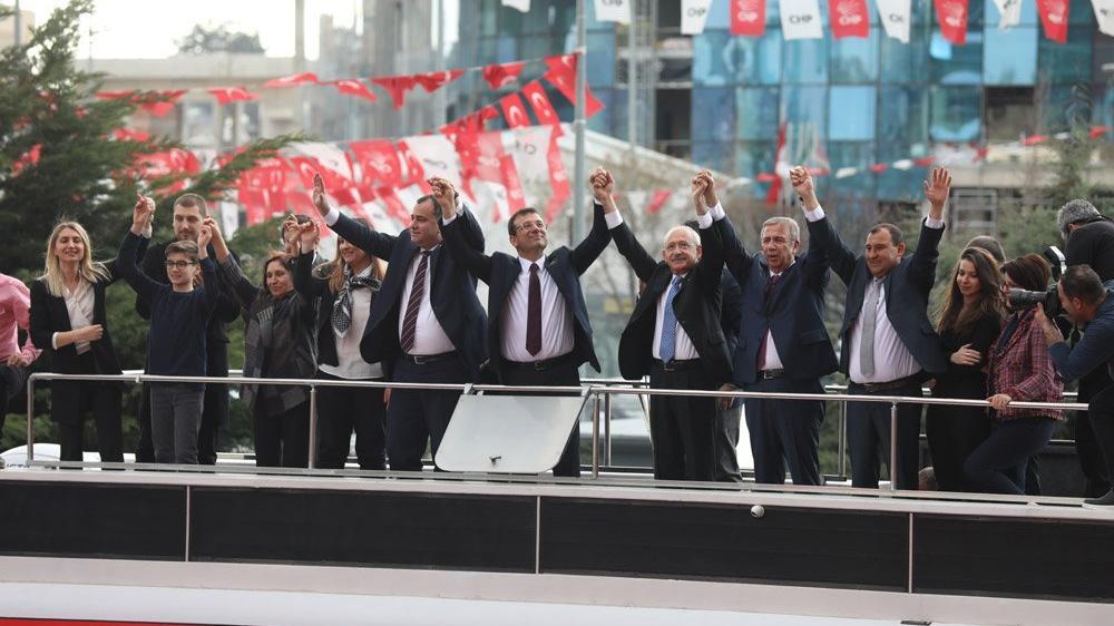 Son dakika: Kılıçdaroğlu, İmamoğlu ve Yavaş el ele...