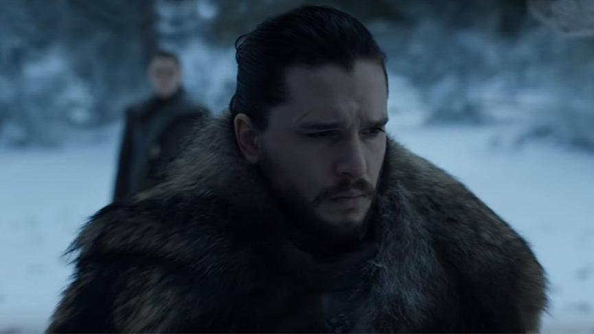 Game of Thrones'tan yeni fragman! Game of Thrones 8. sezon ne zaman başlıyor?