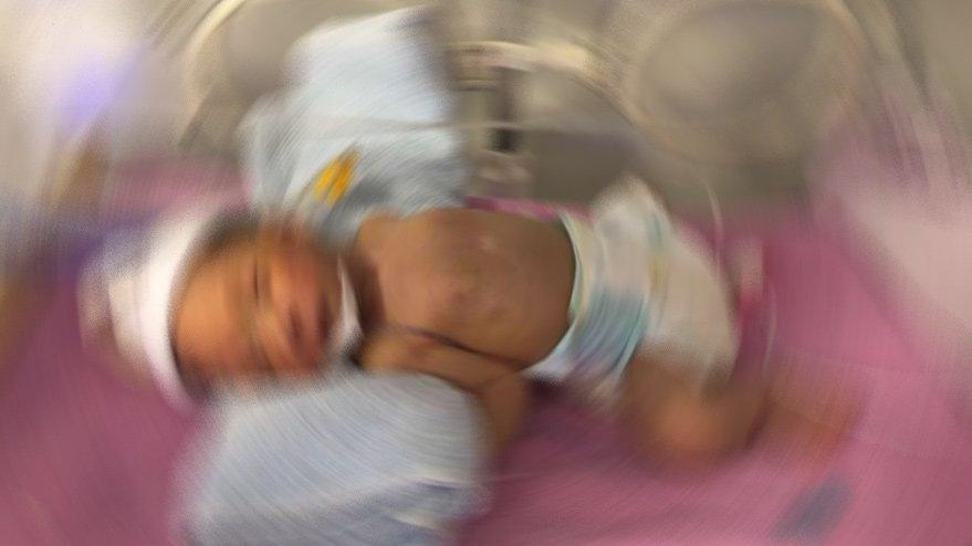 3 günlük bebekten acı haber!