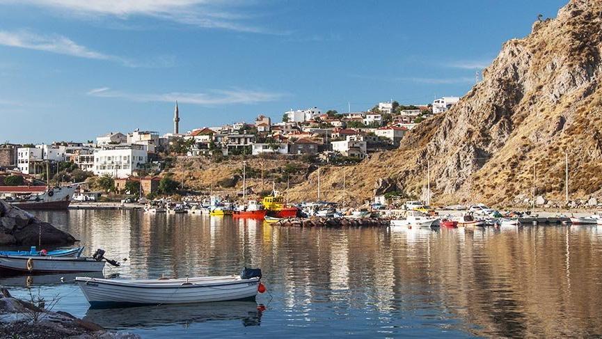 Türkiye'nin batıdaki en uç noktası Babakale