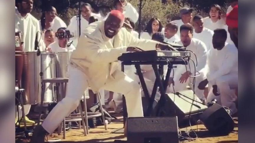 Kanye West ve 'Sunday Service' Coachella'da sahne alacak