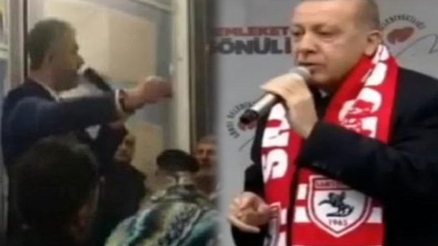AKP'li başkandan Erdoğan'ı zora sokacak açıklama!
