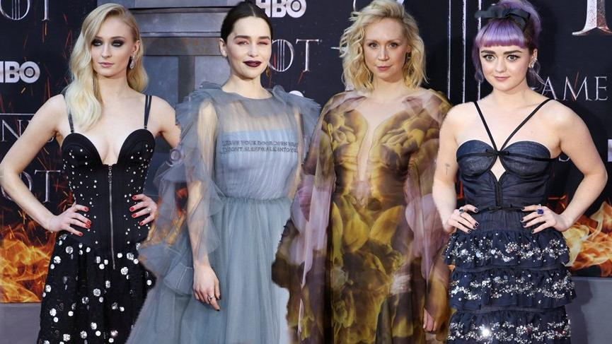 Game of Thrones 8. sezon galasını yaptı