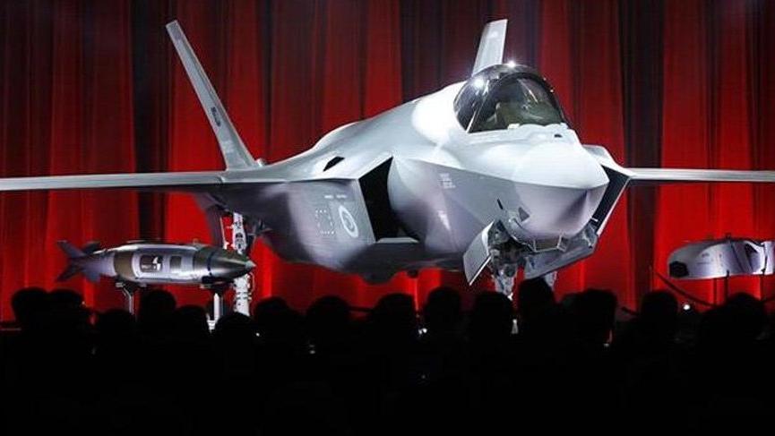 Son dakika haberi... ABD'den F-35'ler için yeni bir açıklama!