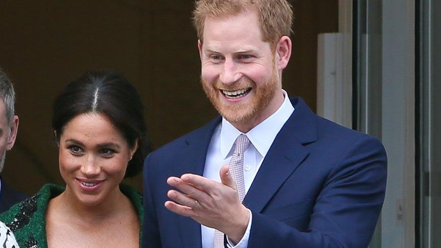 Meghan Markle ve Prens Harry Guinness Rekorlar Kitabı'na girdi