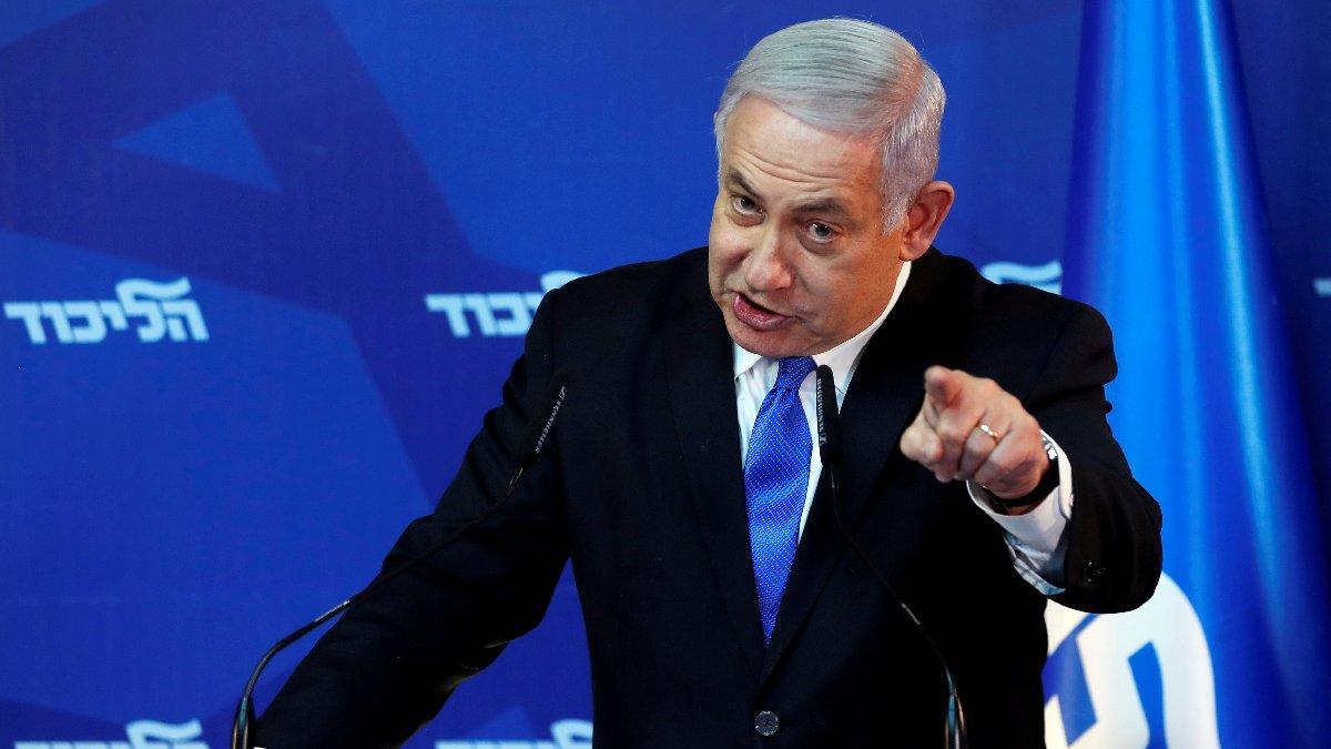Netanyahu'dan küstah çıkış: Gazze'yi almalarını umuyordum