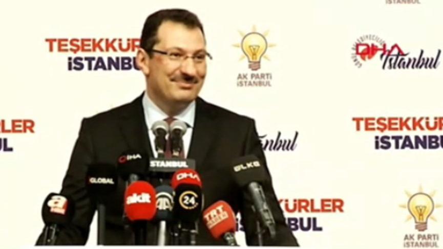Son dakika... AKP'li Yavuz aradaki oy farkını söylemek istemedi