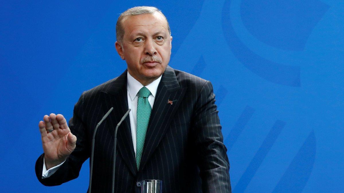 Erdoğan'dan S-400 ve F-35 açıklaması: ABD'nin sözleri çok yanlış