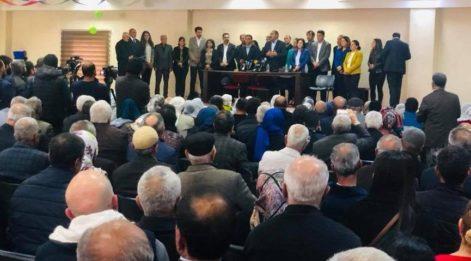 Diyarbakır Büyükşehir'e seçilen HDP'li Mızraklı'ya 'terör' soruşturması