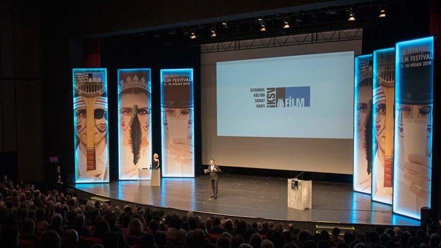 38. İstanbul Film Festivali başladı… İstanbul 12 gün boyunca sinemaya doyacak…