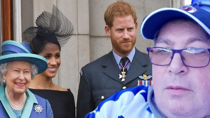 Meghan Markle ve Prens Harry'nin Instagram hesabı meğer başkasına aitmiş!