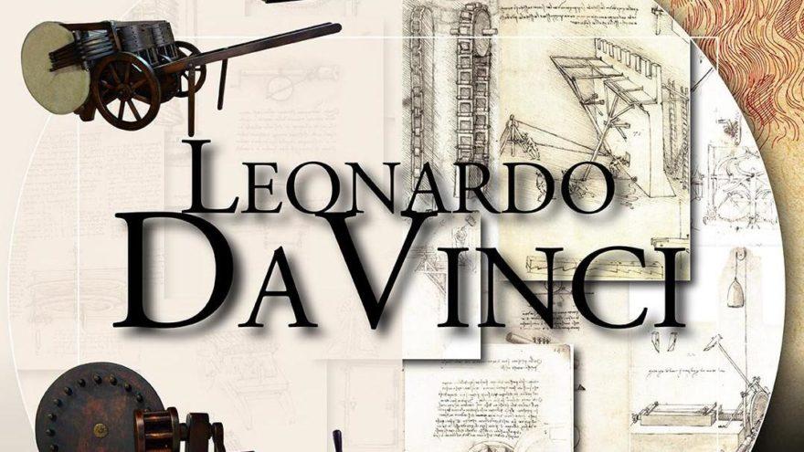 Leonardo Da Vinci İcatları Sergisi İzmir'de açılıyor