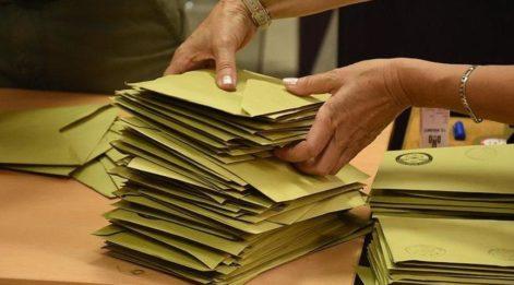 Gözler oyların yeniden sayıldığı Kırklareli'nde