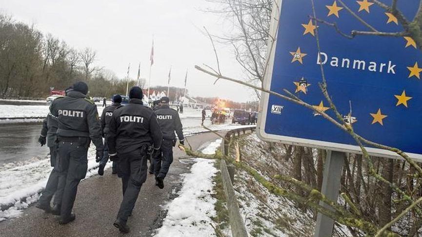 Danimarka'da silahlı çatışma!