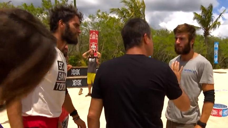 Survivor'da Yusuf ve Hikmet kavgası! Survivor'da dokunulmazlık oyununu kim kazandı?